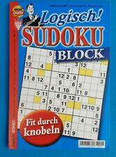 Kelter Sudokublock Logisch Nr.17 Fit durch knobeln  NEU+unbenutzt