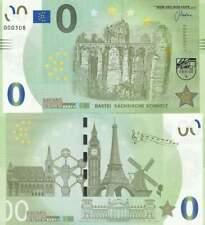 Biljet billet zero 0 Euro Memo - Bastei Sachsische Schweiz (099)