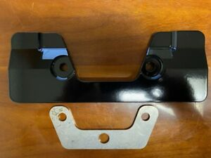 Lower Transom Plate for Volvo Penta similar to 21446681 with Larger surface area