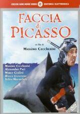 Dvd Faccia Di Picasso (2000) - Massimo Ceccherini  .....NUOVO