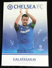Chelsea v Galatasaray     Champions League Quarter Final    18-3-2014  vgc
