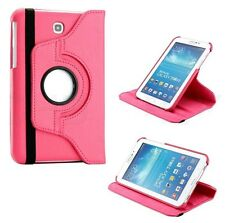 For Samsung Galaxy Tab 3 7.0 7-inch Tablet Leather rose Cover Case/Accessories