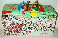 """The Beatles Bat.Op. 1964 Ford Galaxie 19"""" Los Ye Yes Car Rico Spain In Orig. Box"""