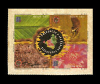 FOREST FIRE STAMP BRASIL 1999 SMELLS OF BURNT WOOD Mic 2946 Sn 2717a Yvt 2513
