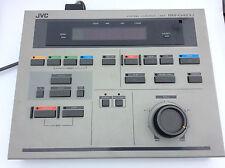 JVC RM-G410U Video Editing Controller Unit for BR-S811U & a BR-S411U