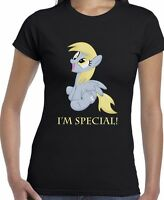 My Little Pony Inspired Ladies T Shirt I'm Special Top Tee Funny Gift