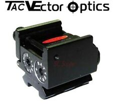 Vector Optics Sparker Mini SubCompact Red Laser Sight Scope Picatinny for Pistol