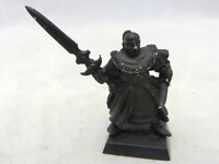 Warhammer Empire Light Wizard mage  OOP bare metal primed black