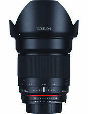 Rokinon 24mm F1.4 Full Frame Wide Angle Lens (Micro 4/3)