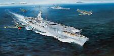 Trumpeter 05628 - 1:350 German Navy Aircraft Carrier DKM Peter Strasser - Neu