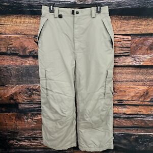 TRBN Winterworks snow pants SKI SNOWBOARDING Brown Insulated Mens 2XL