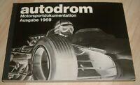 Autodrom Nr. 1 1968, Formel 1, 2, Marken WM, Tourenwagen, Rundstrecke, Berg