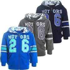 Jungen Hoodie Kapuzen Pullover Pulli Kinder Jacke Sweat Shirt Jacke 21419