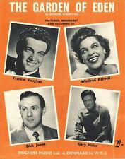 Il giardino dell'Eden-Winifred ATWELL - 1956 SPARTITI MUSICALI