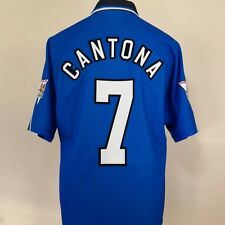 Manchester United Away/3rd Shirt Adult Large CANTONA #7 1996/1997