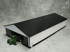 1/64 farm Custom scratch 70 x 130 building black white