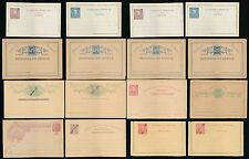 Portugal angola + mozambique tôt entiers postaux... neuf... 15 objets