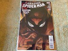 AMAZING SPIDER-MAN 1.5  Spiderman Marvel comic Book AMAZING GRACE part 5