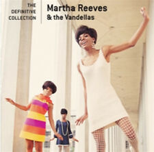 Martha Reeves and The Vandellas : The Definitive Collection CD (2009) ***NEW***