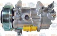 8FK 351 322-791 Hella Kompressor Klimaanlage