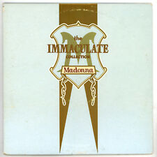 MADONNA : THE IMMACULATE COLLECTION - 2 x LPs !TALY 1990