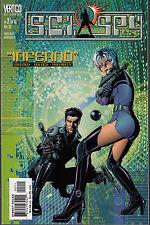 SCI-SPY #2 2002 DC [VERTIGO] ''INFERNO'' MOENCH/GULACY/PALMIOTTI ..NM-