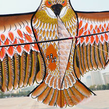 Large-golden eagle kite with handle line  games bird kite weifang chinese kitsTs