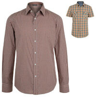 M SIZE ONLY - New Medium ESPRIT Men's Short & Long Sleeve Shirts - Limited Offer