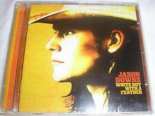White Boy With a Feather - Jason Downs - neu + ovp CD Album