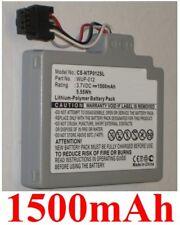Batterie 1500mAh type WUP-012 Pour Nintendo Wii U GamePad