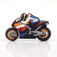 New USB2.0 8GB Creative Cool Motorcycle flash drive memory stick pendrive gift