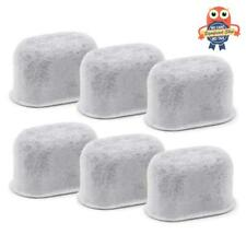 6 Pack Charcoal Water Filters for Breville Espresso Coffee Makers Keurig 2.0 USA