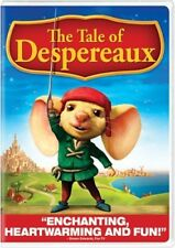 The Tale of Despereaux [New DVD] Ac-3/Dolby Digital, Dolby, Dubbed, Slipsleeve
