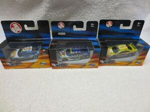 Buying 3 COMMODORES HOT WHEELS 2001 AND 2004 RELEASE HOLDEN 1:64 SCALE  for $55