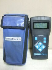 CONSULTRONICS/EXFO Colt 250+ plus ADSL 2+ ADSL2+ Line DSL Tester with Cable Case