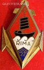 IN6140 - INSIGNE 22° Régiment d'Infanterie de Marine, émail