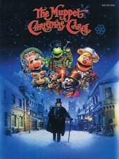 THE MUPPETS CHRISTMAS CAROL - PIANO/VOCAL/GUITAR SONGBOOK 312483