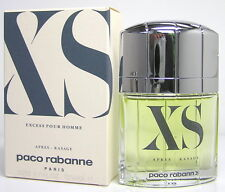 Paco RABANNE XS excess pour homme 50 ML AFTER SHAVE