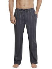 Schiesser Men's Mix & Match Cotton Relaxed Pyjama Bottoms Large - Grey