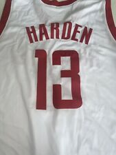 Autographed James Harden Signed Houston Rockets Stitched Jersey Global GA COA