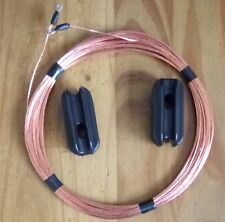 hf antenna, long wire , qrp , receiver , antenna wire , 3.5mhz - 52mhz ,dipole,,