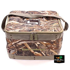 New Banded Gear 24 Pack Soft Sided Zip Top Cooler Bag Realtree Max-5 Camo