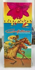 1990 Hutcheson Stakes Program Gulfstream Park Second Leg of Florida Derby Series