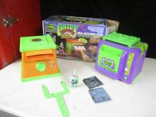 1992 Creepy Crawlers Workshop Oven Bug Magic Maker & Incredible Edibles Maker