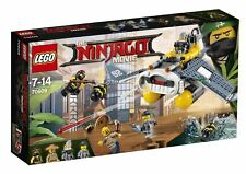 LEGO The LEGO Ninjago Movie Manta Ray Bomber 2017 (70609)