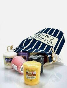 Yankee Candle Pick N Mix Gift Bag Bundle Set - 8 x 49g Votives Mothers Day Gift