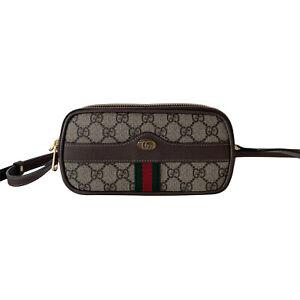 Gucci GG Ophidia Triple Zip Mini Bag