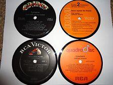 Jefferson Airplane/Starship - Record Album Coaster Set