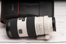 Sony 70-200mm f2.8 G Obiettivo SAL70200G