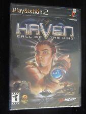 HAVEN - CALL OF THE KING- SEALED - Playstation 2 - Game Complete